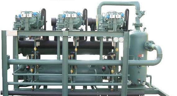 螺杆压缩机组不加载故障分析及处理方法